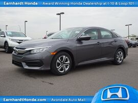 2018_Honda_Civic Sedan_LX Manual_ Phoenix AZ