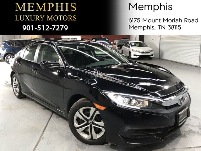 2018 Honda Civic Sedan LX Memphis TN