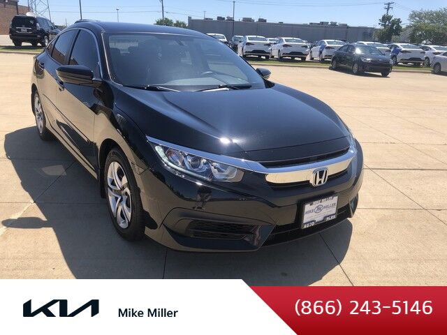 2018 Honda Civic Sedan LX Peoria IL