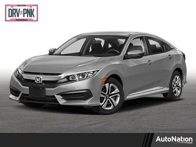Awesome 2018 Honda Civic Sedan LX Roseville CA ...