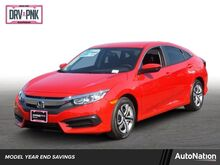 2018_Honda_Civic Sedan_LX_ Roseville CA
