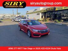 2018_Honda_Civic Sedan_LX_ San Diego CA