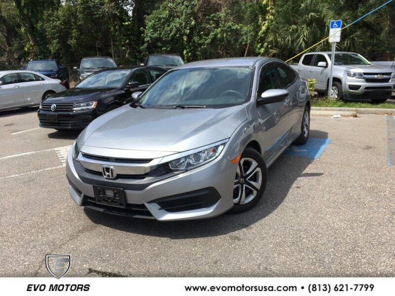 2018 Honda Civic Sedan LX Seffner FL