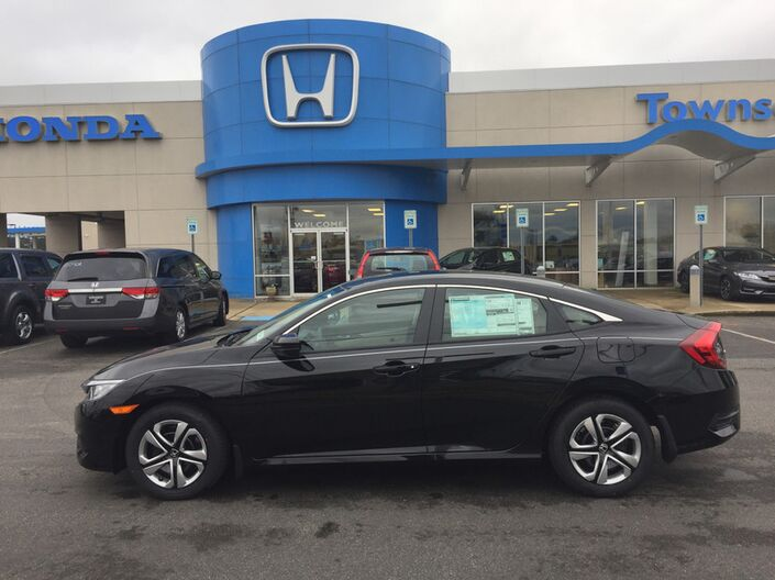 2018 Honda Civic Sedan LX Tuscaloosa AL