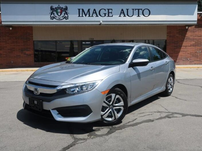 2018 Honda Civic Sedan LX West Jordan UT