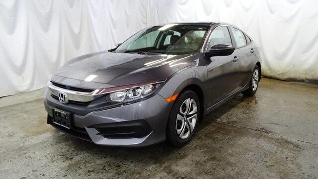 2018 Honda Civic Sedan LX West New York NJ