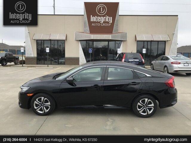 2018 Honda Civic Sedan LX Wichita KS