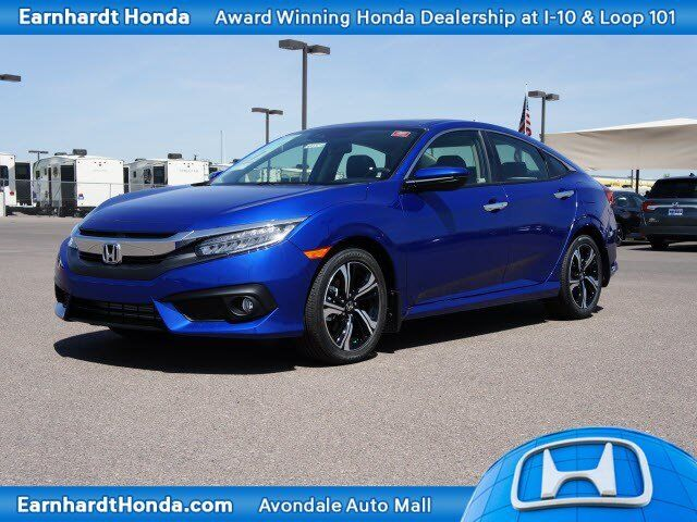 2018 Honda Civic Sedan Touring CVT Avondale AZ