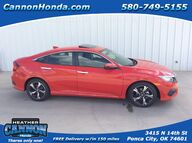 2018 Honda Civic Sedan Touring Ponca City OK
