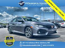 2018 Honda Civic Si ** Pohanka Certified 10 Year / 100,000 **