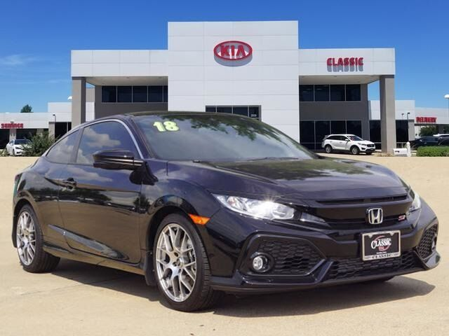 2018 Honda Civic Si Carrollton TX