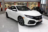 Honda Civic Si Coupe CARFAX Certified 1 Owner - No Accidents - Fully Serviced - Quality Certified W/up to 10 Years, 100,000 miles Warranty 2018