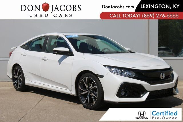 2018 Honda Civic Si Lexington KY