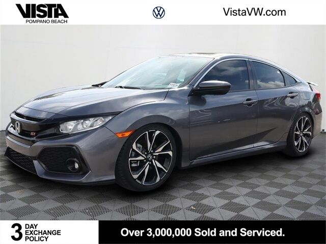 2018 Honda Civic Si Pompano Beach FL