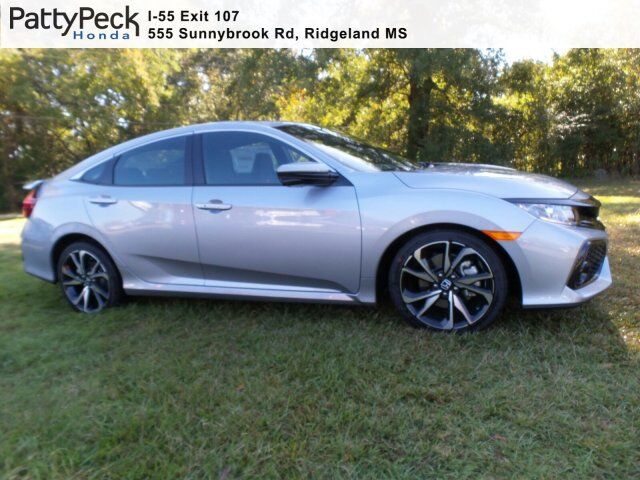 2018 Honda Civic Si Sedan FWD Jackson MS