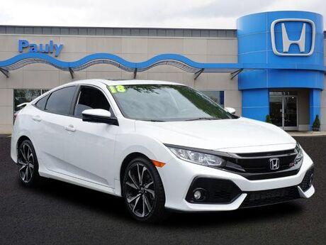 2018 Honda Civic Si Sedan  Libertyville IL