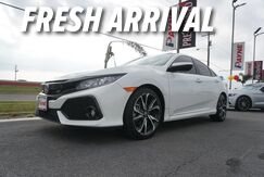 2018_Honda_Civic Si Sedan__ McAllen TX