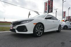 2018_Honda_Civic Si Sedan__ Mission TX
