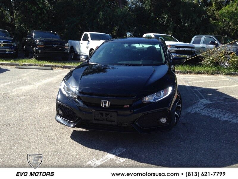 2018 Honda Civic Si Sedan Seffner FL
