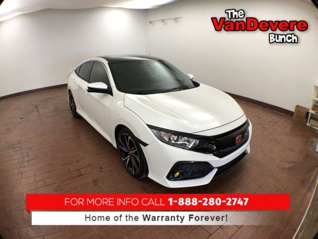 2018 Honda Civic Si Sedan Si Akron OH