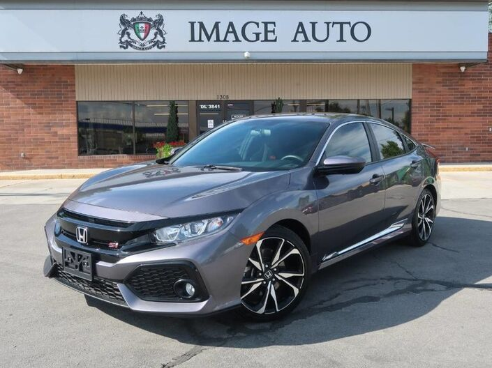 2018 Honda Civic Si West Jordan UT