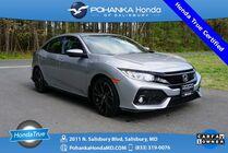 2018 Honda Civic Sport ** Honda True Certified 7 Year / 100,000  **