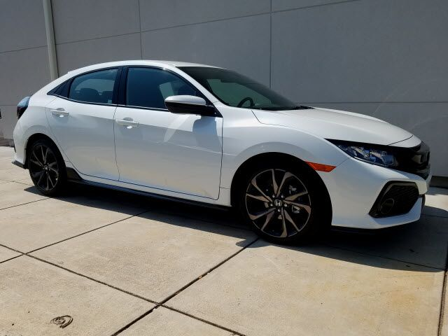 2018 Honda Civic Sport Chattanooga TN