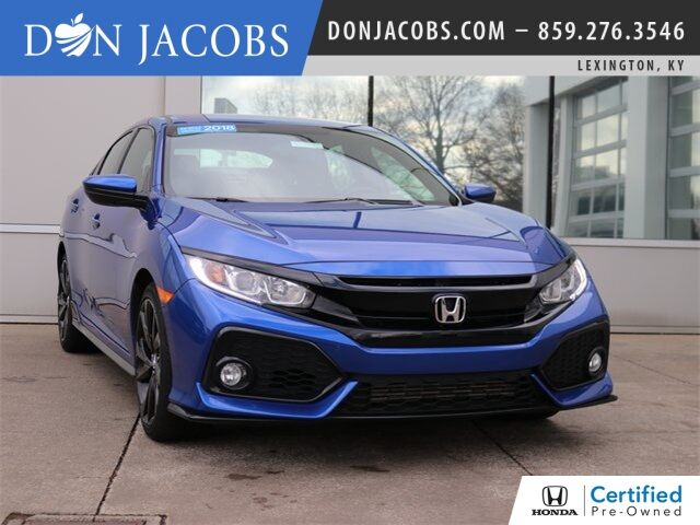 2018 Honda Civic Sport Lexington KY