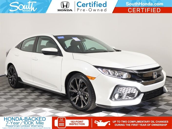 2018 Honda Civic Sport Miami FL