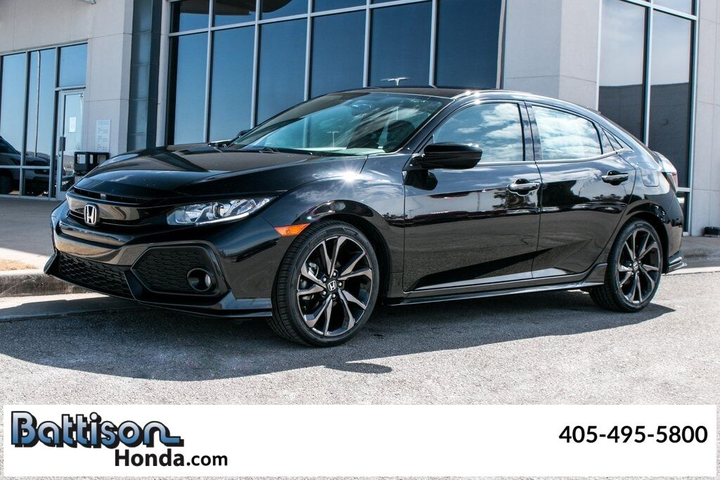 2018 Honda Civic Sport Oklahoma City OK