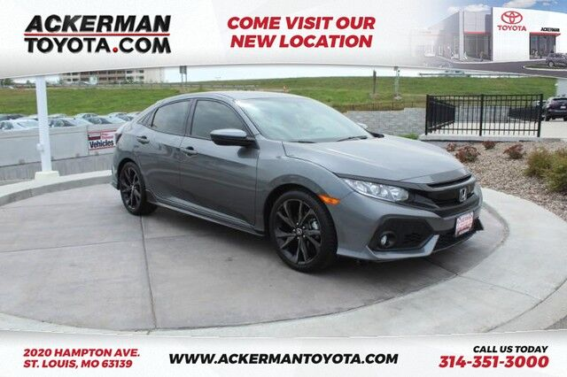 2018 Honda Civic Sport St. Louis MO