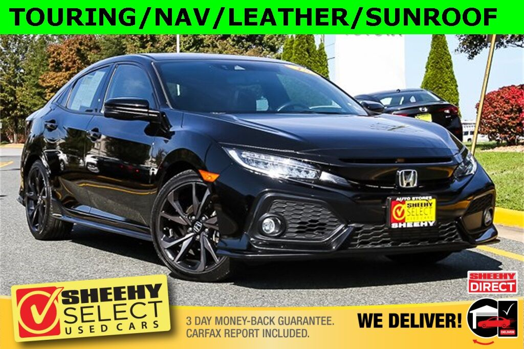 2018 Honda Civic Sport Touring Stafford VA
