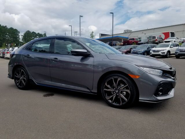 2018 Honda Civic Sport Touring Chattanooga TN