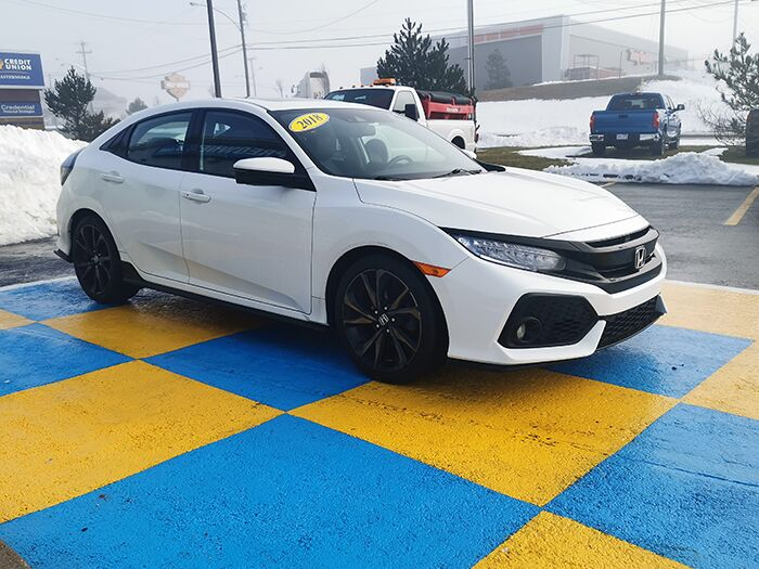 2018 Honda Civic Sport Touring Mount Pearl NL