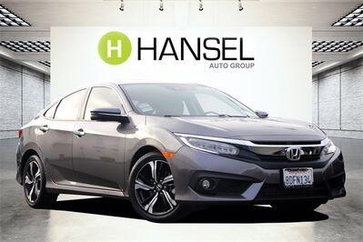 2018_Honda_Civic_Touring_ Santa Rosa CA
