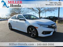 2018_Honda_Civic_Touring_ Martinsburg