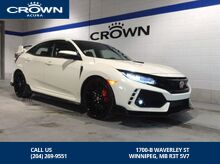 2018_Honda_Civic Type R_** Low Kms** No Accidents** Local Lease Return**_ Winnipeg MB