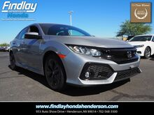 2018_Honda_Civic hatchback_EX_ Henderson NV
