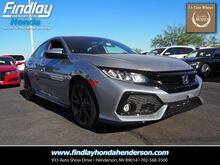 2018_Honda_Civic hatchback_SPORT_ Henderson NV