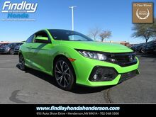 2018_Honda_Civic si coupe__ Henderson NV