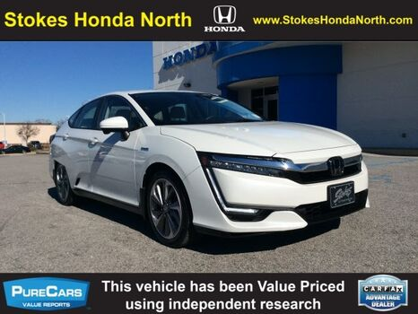 2018_Honda_Clarity Plug-In Hybrid_Base_ Aiken SC