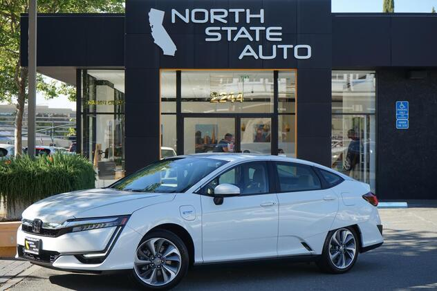 2018_Honda_Clarity Plug-In Hybrid_Touring_ Walnut Creek CA