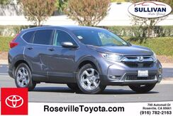 2018_Honda_Cr-V_EX_ Roseville CA