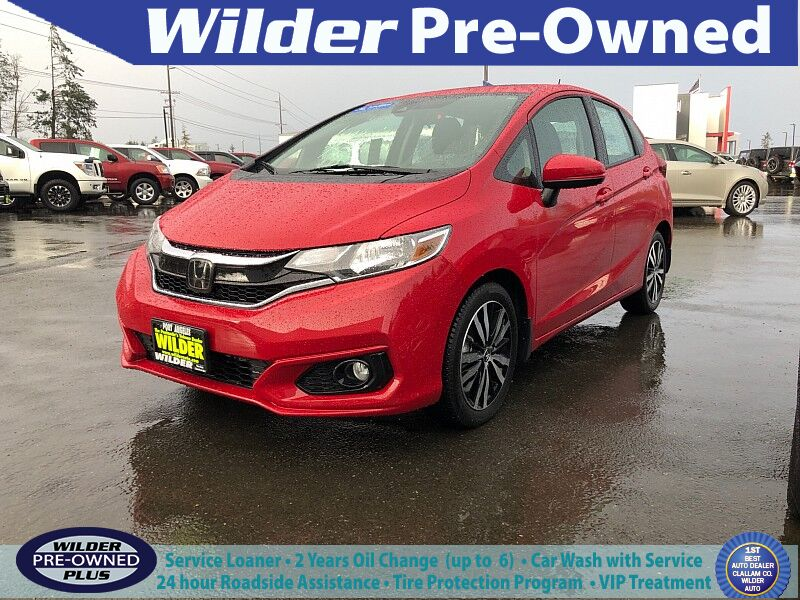 2018 Honda Fit 4d Hatchback EX CVT Port Angeles WA
