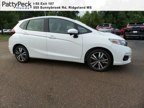 2018 Honda Fit EX-L Navigation FWD Jackson MS