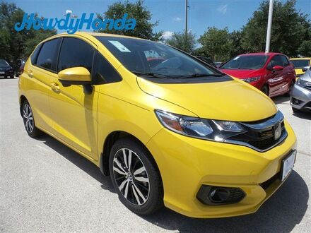 2018_Honda_Fit_EX Manual_ Austin TX