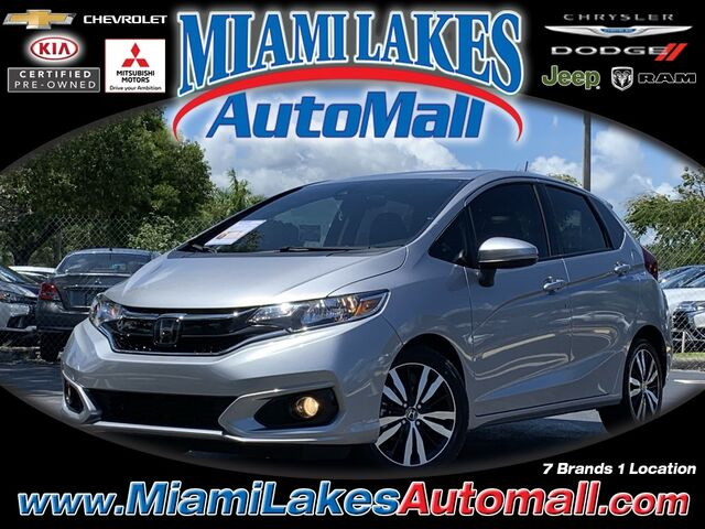 2018 Honda Fit EX Miami Lakes FL