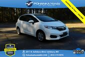 2018 Honda Fit LX ** Pohanka Certified 10 Year / 100,000  **