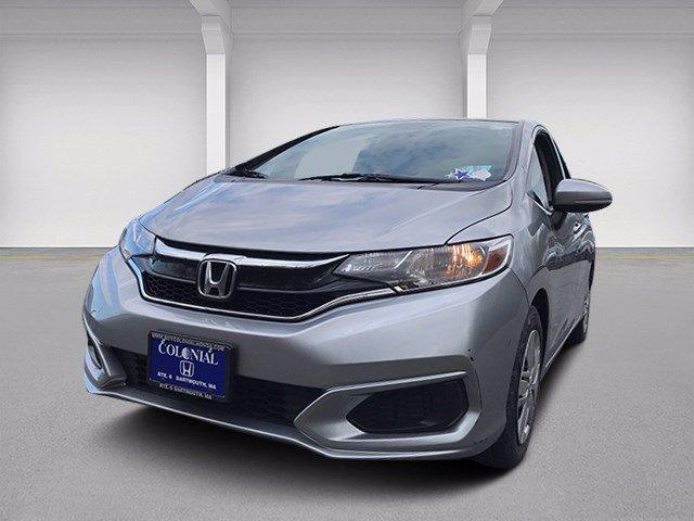 2018 Honda Fit LX CVT Dartmouth MA