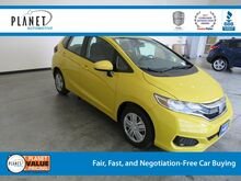 2018 Honda Fit LX Golden CO